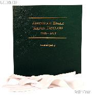 Littleton American Silver Eagles 1986-2014 Album LCA13