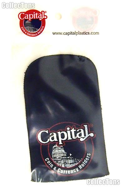 Capital Plastics Cloth Pouch for 2x2 Holder