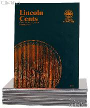 Whitman Lincoln Cents from 2014-Date Folder 4004