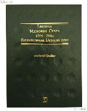 Littleton Lincoln Memorial Cents 1999-2008 Bicentennial Designs 2009 Coin Folder LCF31
