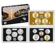 2015 SILVER PROOF SET * ORIGINAL * 14 Coin U.S. Mint Proof Set