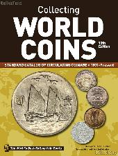 Krause Collecting World Coins Circulating Issues 1901-Present 15th Edition - Cuhaj