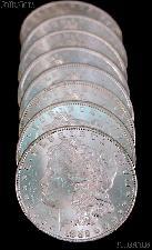 1882-O BU Morgan Silver Dollars from Original Roll