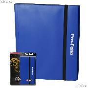 BCW Gaming PRO-FOLIO Album for 360 Cards in Blue