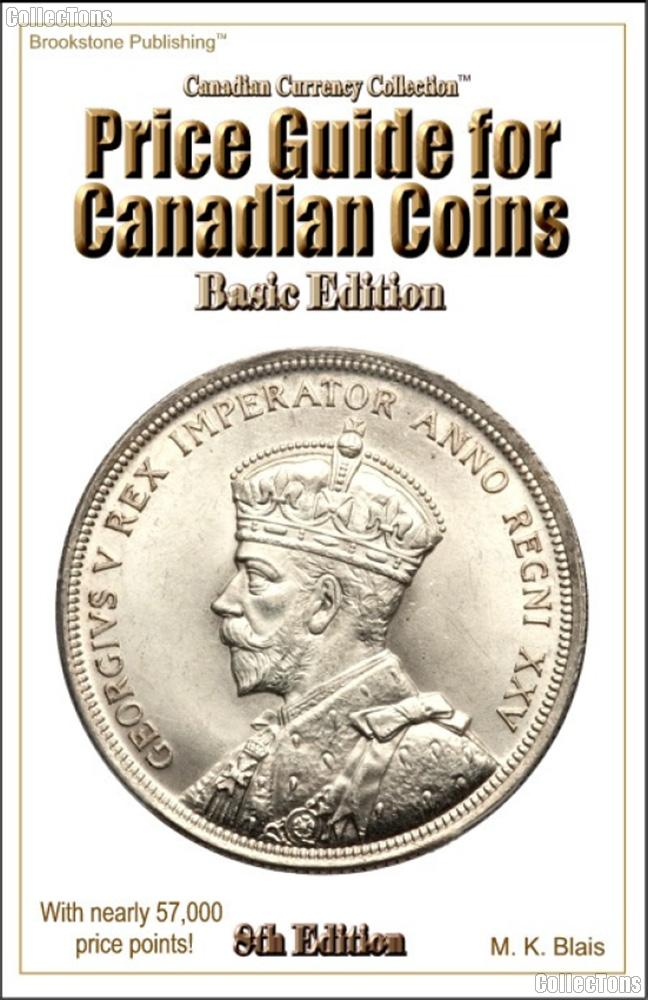canadian coin sets price guide