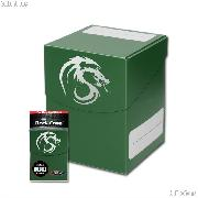 BCW Gaming Deck Case LARGE in Green