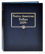 Native American Dollars Whitman Classic Album #3210