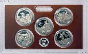 2016 QUARTER PROOF SET * ORIGINAL * 5 Coin U.S. Mint Proof Set