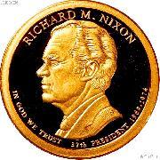 2016-S Richard M. Nixon Presidential Dollar GEM PROOF Coin