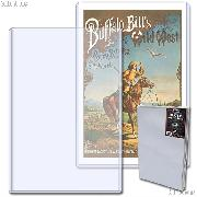 Art Print Holders 11x17 by BCW 10 Pack 11 x 17 Topload Holders