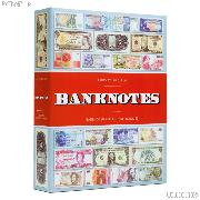 Bank Note Themed Currency Album for Small & Modern Currency by Lighthouse
