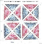 1997 Pacific '97 Stagecoach & Ship 32 Cent US Postage Stamp Unused Sheet of 16 Scott #3130