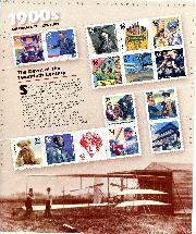 1998 1900s Celebrate the Century 32 Cent US Postage Stamp Unused Sheet of 15 Scott #3182