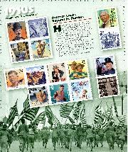 1998 1910s Celebrate the Century 32 Cent US Postage Stamp Unused Sheet of 15 Scott #3183