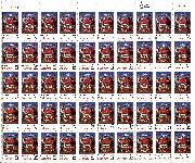1987 Delaware Statehood 22 Cent US Postage Stamp MNH Sheet of 50 Scott #2336