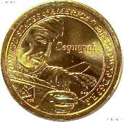 2017-D Native American Dollar BU 2017 Sacagawea Dollar SAC