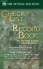 Check List and Record Book of United States Paper Money 2017- Paperback