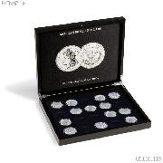 Coin Display Case for 20 Morgan Silver Dollars by Lighthouse
