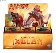 MTG Rivals of Ixalan - Magic the Gathering Booster Factory Sealed Box