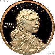 2018-S Native American Dollar GEM PROOF 2018 Sacagawea Dollar SAC