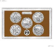 2019 QUARTER PROOF SET * ORIGINAL * 5 Coin U.S. Mint Proof Set