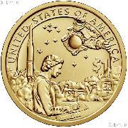 2019-D Native American Dollar BU 2019 Sacagawea Dollar SAC
