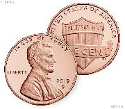 2019-S Lincoln Shield Cent * PROOF Lincoln Union Shield Penny