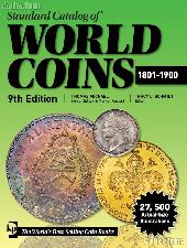 Krause Standard Catalog of World Coins 1801-1900 9th Edition - Paperback