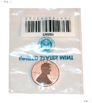 2019-W Lincoln Shield Cent * REVERSE PROOF Lincoln Union Shield Penny