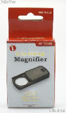 SE Sliding 3.3X Plastic Pocket Magnifier