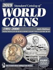 Krause 2019 Standard Catalog of World Coins 1901-2000 46th Edition