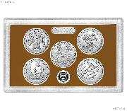 2020 QUARTER PROOF SET * ORIGINAL * 5 Coin U.S. Mint Proof Set