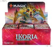 MTG Ikoria Lair of Behemoths - Magic the Gathering Booster Factory Sealed Box
