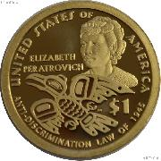 2020-S Native American Dollar GEM PROOF 2020 Sacagawea Dollar SAC