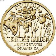 2019-S American Innovation Dollar Georgia PROOF Coin 2019 Dollar