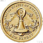 2019-D American Innovation New Jersey Dollar BU 2019 Dollar