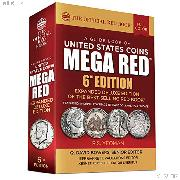 Whitman MEGA Red Book of United States Coins 2021 - Deluxe 6th Edition