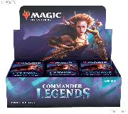 MTG Commander Legends - Magic the Gathering DRAFT Booster Factory Sealed Box