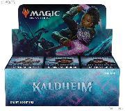 MTG Kaldheim - Magic the Gathering Draft Booster Factory Sealed Box