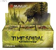 MTG Time Spiral Remastered - Magic the Gathering DRAFT Booster Factory Sealed Box
