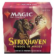 MTG - Magic the Gathering - Strixhaven Prerelease Pack LOREHOLD