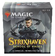 MTG - Magic the Gathering - Strixhaven Prerelease Pack SILVERQUILL