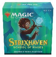 MTG - Magic the Gathering - Strixhaven Prerelease Pack QUANDRIX