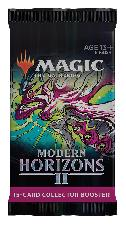 MTG Modern Horizons II 2 - Magic the Gathering COLLECTOR Booster Pack