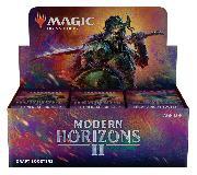 MTG Modern Horizons II 2 - Magic the Gathering DRAFT Booster Factory Sealed Box