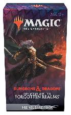MTG - Magic the Gathering - Adventures in the Forgotten Realms Prerelease Pack