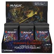 MTG Adventures in the Forgotten Realms - Magic the Gathering SET Booster Factory Sealed Box