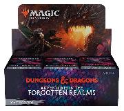 MTG Adventures in the Forgotten Realms - Magic the Gathering DRAFT Booster Factory Sealed Box