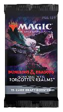 MTG Adventures in the Forgotten Realms - Magic the Gathering DRAFT Booster Pack