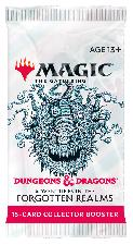 MTG Adventures in the Forgotten Realms - Magic the Gathering COLLECTOR Booster Pack